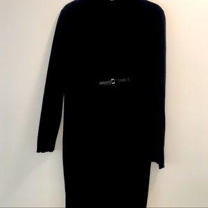 Black Sweater Coat by Jacqueline Conoir